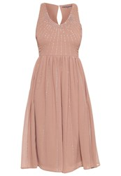 Anna Field Cocktail Dress Party Dress Taupe