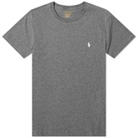 Polo Ralph Lauren Custom Fit Tee Grey