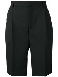 Givenchy Loose Fit Tailored Shorts Black