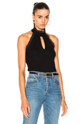 Calvin Rucker Everything You Want Bodysuit In Black