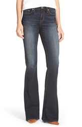 Big Star 'Bella' Stretch High Rise Flare Leg Jeans Layton