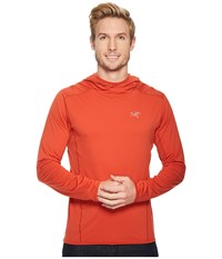 Arc'teryx Phasic Sun Hoodie Arcturus Sweatshirt Orange