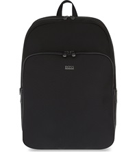 Hugo Boss Namibio Nylon Backpack Black