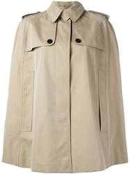 Burberry 'Wolseley' Trench Coat Nude And Neutrals