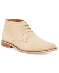 Alfani Men's Jason Lace Up Boots Only At Macy's Men's Shoes Sand