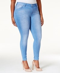 Celebrity Pink Trendy Plus Size Super Soft Skinny Jeans Outsiders