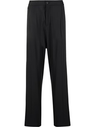 Salvatore Ferragamo Straight Leg Tailored Trousers 60