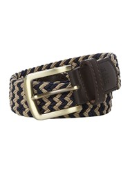 Howick Woven Belt Multi Coloured