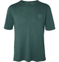 Iffley Road Dri Release Crew Neck Running T Shirt Green