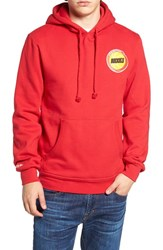 Mitchell And Ness Men's Houston Rockets History Hoodie