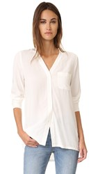 Soft Joie Chasia Top Porcelain