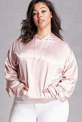 Forever 21 Plus Size Private Academy Hoodie