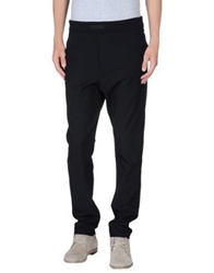 Patrizia Pepe Casual Pants Black