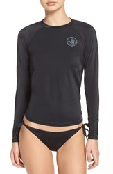 Body Glove Women's Colorblock Long Sleeve Rashguard