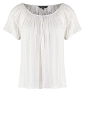 New Look Gypsy Blouse Winter White