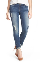 Kut From The Kloth 'Catherine' Distressed Boyfriend Jeans Activist