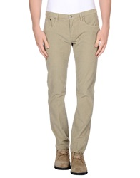 People Casual Pants Light Grey