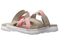 Skechers On The Go 400 Discovery Taupe Women's Sandals