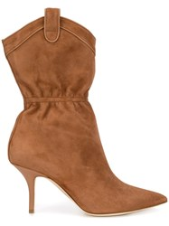 Malone Souliers Daisy 70 Boots Brown