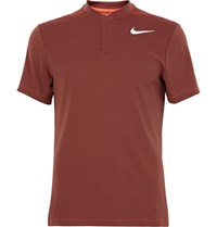 Nike Golf Dri Fit Aeroreact Polo Shirt Orange