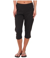 Lole Haven 2 Capri Black Women's Capri