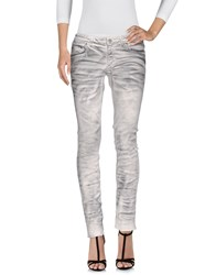 Fagassent Jeans Light Grey