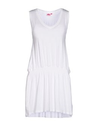 Sundek Short Dresses White