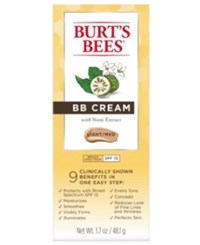 Burt's Bees Bb Cream With Spf 15 1.7 Oz Light Medium