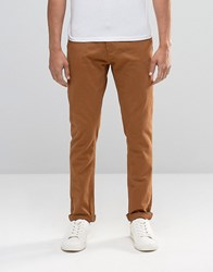 Bellfield Chino Trousers Tan