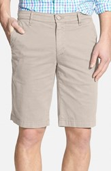 Ag Jeans Men's Ag 'Griffin' Chino Shorts Light Dune