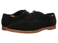 Bass Ellie 1 Black Cow Suede Women's Lace Up Casual Shoes