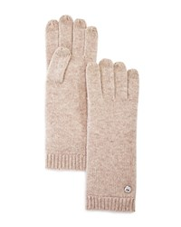 Ugg Luxe Tech Gloves Natural Heather