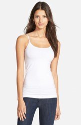 Junior Women's Bp. Stretch Camisole White