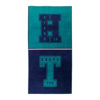 Tommy Hilfiger Stand Up Beach Towel Green