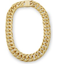 Ambush Short Chain Necklace Gold