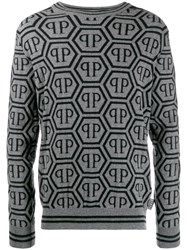 Philipp Plein Pp Sweatshirt Black