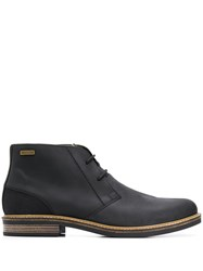 Barbour Readhead Ankle Boots Black