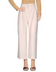 Alex Vidal Casual Pants Ivory