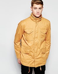 Lee Field Jacket Gold