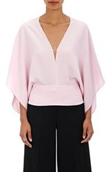 Narciso Rodriguez Women's Dolman Sleeve Blouse Pink
