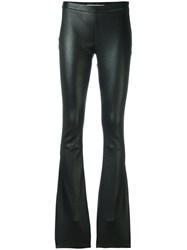 Balmain Pierre Flared Trousers Black