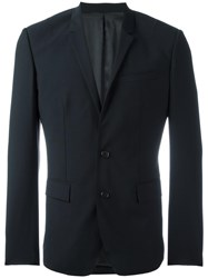 Juun.J Single Breasted Dinner Jacket Black