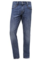 Mustang Oregon Bootcut Jeans Stone Blue