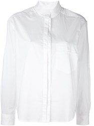 Equipment Classic Button Down Shirt White