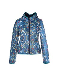 Gabs Coats And Jackets Down Jackets Women Slate Blue
