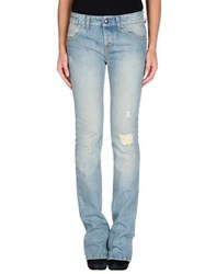 Emporio Armani Denim Denim Trousers Women