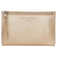 Liebeskind Berlin Kiwi F8 Leather Pouch Purse Moonlight