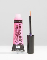 Paintglow Uv Glitter Me Up Liquid Eyeliner Candy Pink Blue