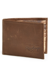 Rawlings Sports Accessories 'Benton Park' Wallet Brown