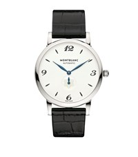 Montblanc Star Classique Automatic Watch Silver